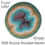 Frosted Whirl - 323 Sunny Sundae Sauce